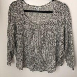 Bar III lightweight sweater